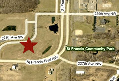 ROCK SOLID Residential Offering - Lot 1 Block 2, St. Francis, MN